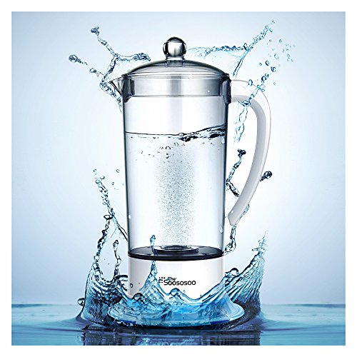 Top 10 Best Hydrogen Water Makers Reviews 2017-2018 cover image