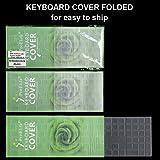 ProElife Ultra Thin Silicone Full Size Keyboard