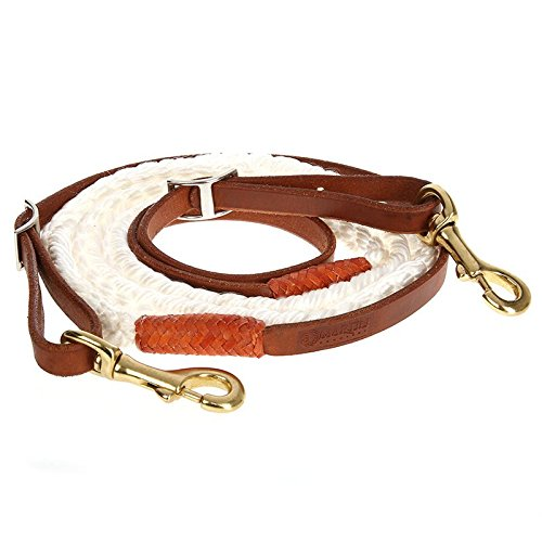 - Martin Nylon Braided Latigo Roping Rein