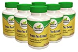 Extra Strength Green Tea Extract! Supports Healthy Metabolism, Weight Management and Energy Levels! 6 Bottles for The Price of 3!