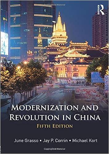 Amazon Com Modernization And Revolution In China 9781138647053