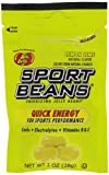 Jelly Belly Sport Beans, Lemon Lime Energizing Jelly Beans, 1-Ounce Bags (Pack of 24)