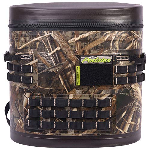 ORCA Podster Realtree Max 5 Camo Cooler with Straps
