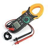 Meba Voltage Current Resistance Temperature Digital Clamp Multimeter 3266tb