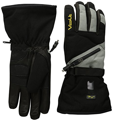 Volt Men's Tatra Gloves, Grey, XX-Large by Volt Resistance