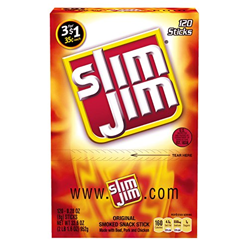 How to find the best slim jim mild 120 for 2020?