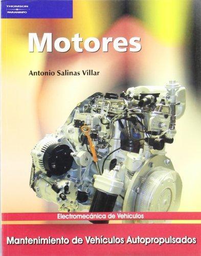 Descargar Libro Electromecánica De Vehículos. Motores Antonio Salinas Villar