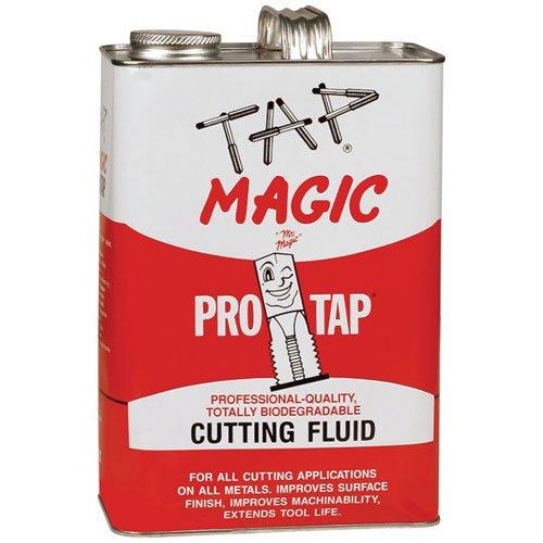TAP MAGIC ProTap Biodegradable Cutting Fluids - Container Size: 1 Gallon Can MFR : 30128P
