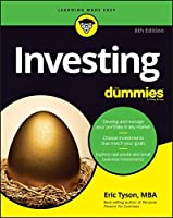 Investing For Dummies, 8th Edition Front Cover