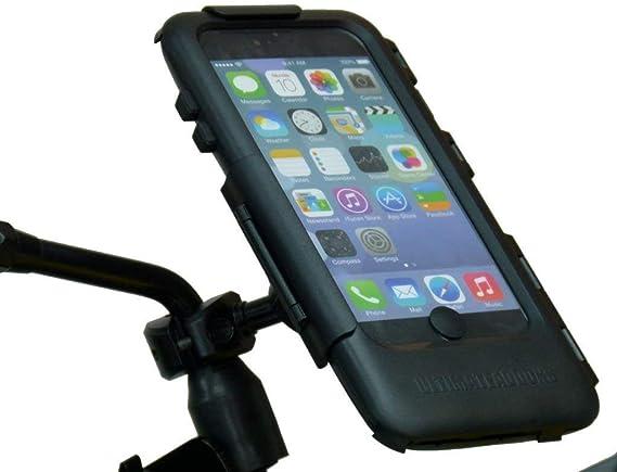 Water-Resistant Phone Case /& Bike Handlebar Mount for Moto X Force