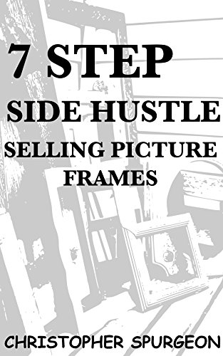 Amazon 7 Step Side Hustle Selling Picture Repurposed And