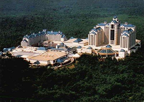 Foxwoods Resort Casino Mashantucket, Connecticut Original Vintage - Mashantucket Connecticut