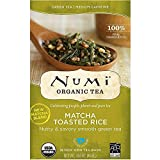Numi Green Leaves Review and Comparison