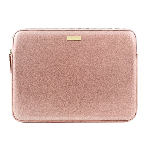 "Kate Spade Rose Pattern Laptop Sleeve for 13"" MacBook"
