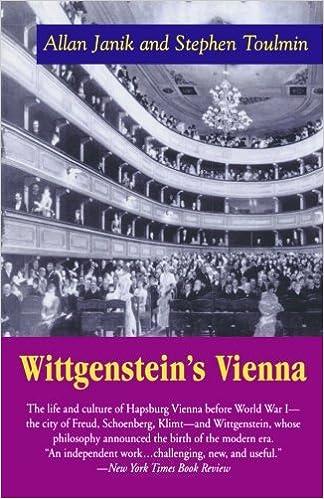 Book Cover for Wittgenstein's Vienna