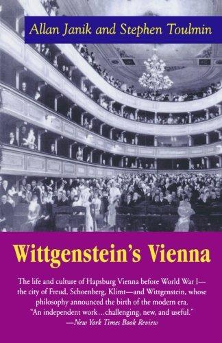 Wittgenstein's Vienna [Allan Janik - Stephen Edelston Toulmin] (Tapa Blanda)