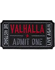 Titan One Europe - Tactical Ticket to Valhalla Morale Military Vikings Mad MAX Parche Táctico
