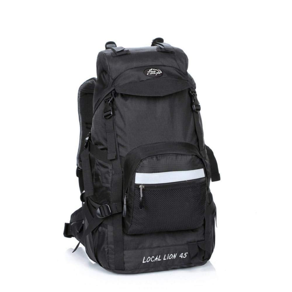 NuoEn スポーツバックパック 大容量 登山バッグ アウトドア スポーツ バックパック キャンプ 防水バッグ 42L  I B07Q7G856W