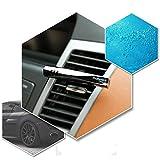 Naladoo Car Accessory,Auto Car Outlet Air Fresher Auto Motive Interior Multipurpose Perfume Pen (Silver)