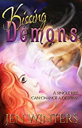 Kissing Demons (The Guardian Novels Book 1)