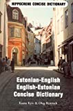 img - for Estonian-English/English-Estonian Concise Dictionary (Hippocrene Concise Dictionary) book / textbook / text book
