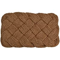 Imports Décor Natural Rope Jute Rug, 24-Inch 37-Inch