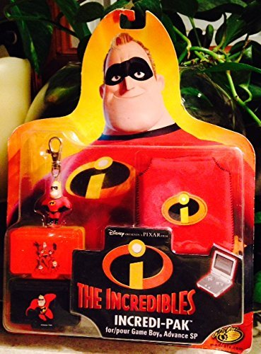 The Incredibles Incredi-Pak for Game Boy