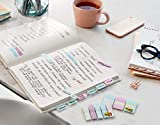 Post-it Durable Tabs, 1 in Wide, Assorted Pastel