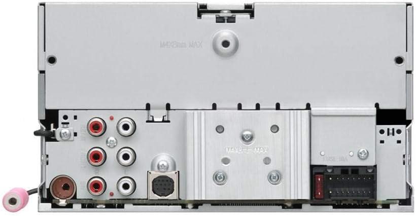JVC KWR930BT Car Stereo CD,MP3//USB AM//FM Radio Bluetooth Double Din Multi Color Illumination