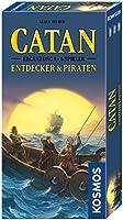 Kosmos 694111 - Catan - Entdecker und Piraten, Erweiterung