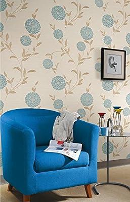 Pom Pom Wallpaper - by Romosa Wallcoverings