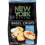 New York Style Bagel Crisps Sea Salt 7.2 OZ