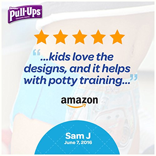 Large Product Image of Pull-Ups Learning Designs , 3T-4T (32-40 lb.), 84 Ct. Potty Training Pants for Boys, Disposable Potty Training Pants for Toddler Boys (Packaging May Vary)