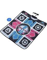 Dansmat - antislip, duurzaam, slijtvast Dansende Step Dance Mat Pad Danser Deken t met USB voor PC