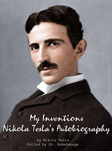 Amazon My Inventions Nikola Teslas Autobiography Ebook Nikola