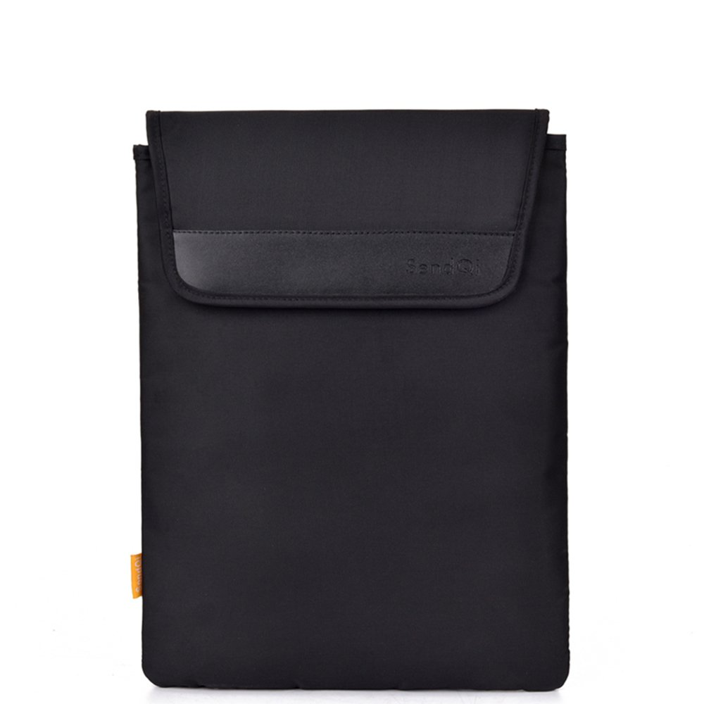 Spritech(TM) Waterproof Shakeproof Neoprene Liner Bag for Most 12 Laptop Tablet Notebook Ipad Black