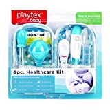 Playtex Baby Nail Clipper, Nasal Aspirator & Medicine Dropper 3-Pack - white, one size