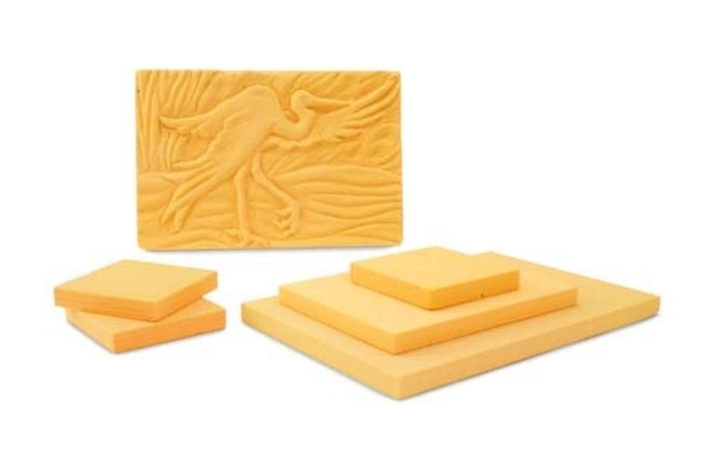 AMACO Balsa-Foam, 9-Inch-by-12-Inch-by-20-Inch, Soft, 1-Piece
