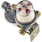 Cavagna Group 52-A-890-0009 Automatic Changeover Type 924N, 25, 250 PSIG Supply Pressure, 100 PSIG Inlet Pressure 70, 000 BTU, Outlet Pressure 11 WC, Propane Gas, Zamak, 250 psi Maximum Pressure