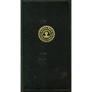 2nd National Bank New Haven CT leatherette wallet 30s