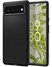 Spigen Liquid Air hoesje Compatibel met Google Pixel 6 -Zwart
