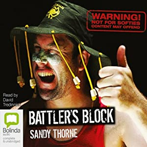 Battler's Block Audiobook