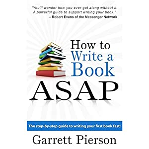 How to Write a Book ASAP Audiobook
