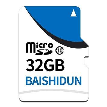 LQNCK Tarjeta de Memoria MicroSD TF 32G para teléfono móvil ...