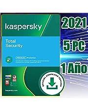 Kaspersky Kaspersky Total Security 5 Dis 1 año (5-Users)