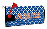 FLORIDA GATORS MAILBOX COVER-UNIVERSITY OF FLORIDA MAGNETIC MAIL BOX COVER-MOROCCAN DESIGN