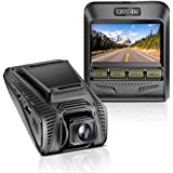 Dash Cam, GJT TH4 4K Car Camera UHD WiFi Car Dash Cam 2.4 LCD 170°Wide Angle Dashboard Camera Recorder,Built in WiFi,G-Sensor,Park Mode,Loop Recording,Mic