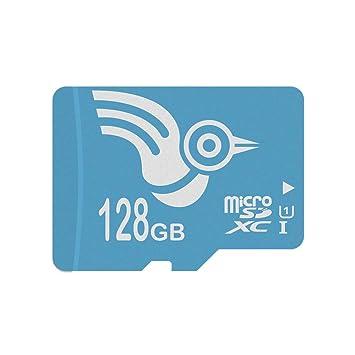 ADROITLARK Tarjeta Micro SD 128 GB de hasta 90 MB/s Tarjeta de Memoria de Alta Velocidad U1 Class10 Tarjeta microSD para computadora portátil/Cámara ...