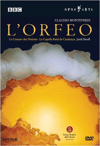 Claudio Monteverdi - L'Orfeo [Reino Unido] [DVD]: Amazon