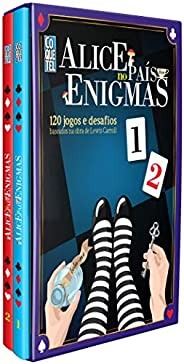 BoxAliceNo País dos Enigmas